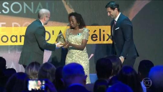 Uma cientista que venceu a pobreza foi o grande destaque do Premio Faz a Diferença