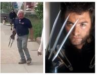 Homem com garras de Wolverine se entrega para a polícia após atacar manifestantes nos EUA