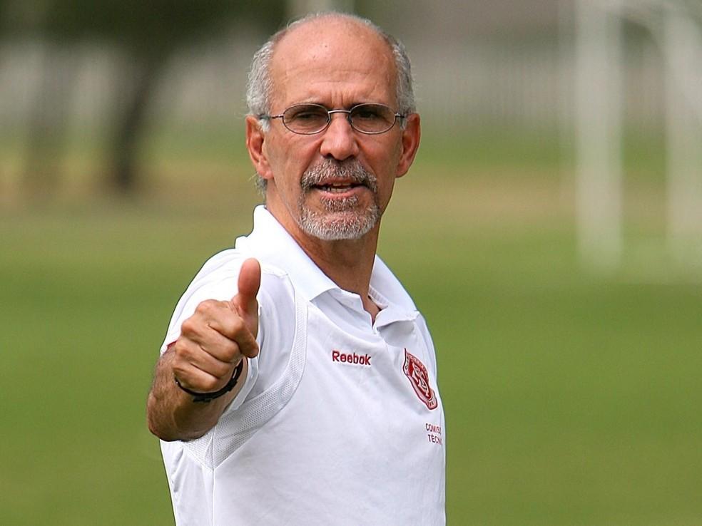 Mário Sérgio teve 0% de aproveitamento em 3 jogos (Foto: Lucas Uebel/Vipcomm)