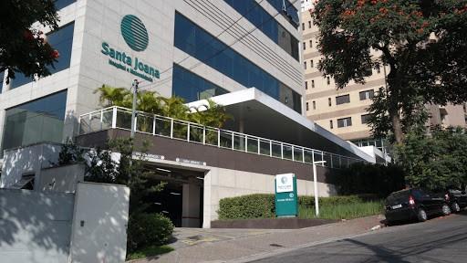 Fachada do Hospital Santa Joana (Foto: Reprodução Facebook)