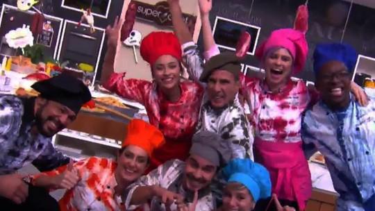 Aprenda a cantar a música da paródia do 'Super Chef Celebridades'