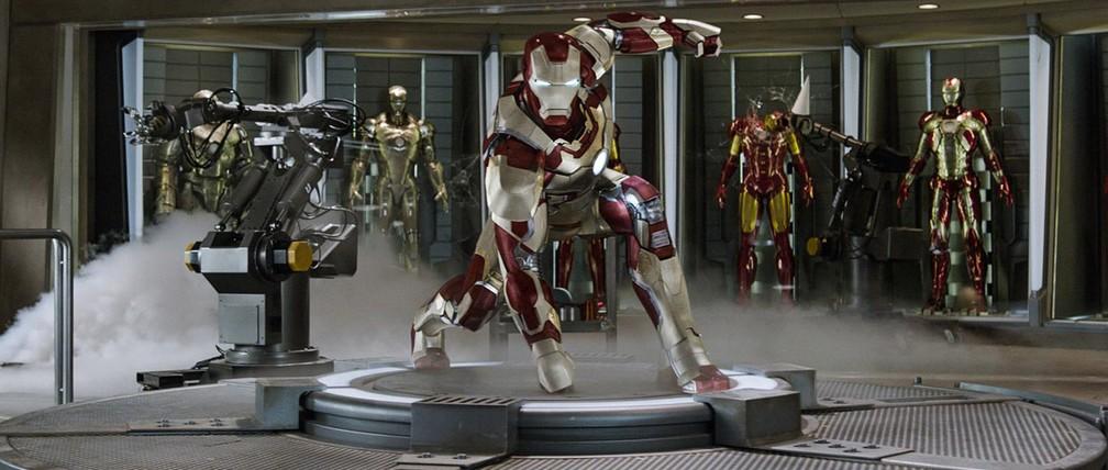 Homem de Ferro 3 estreia nesta sexta (26) (Foto: Marvel/Divulgação)