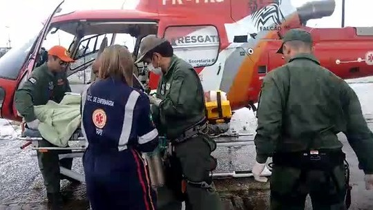 Motociclista fica gravemente ferido em acidente em São Miguel dos Campos, AL