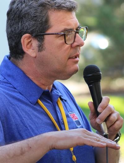 Ricardo Campos, diretor da ABS América Latina - inseminação artificial  (Foto: Divulgação/ABS)