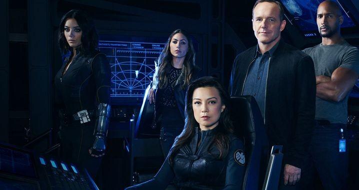 Agentes da S.H.I.E.L.D (Foto: Divulgação)