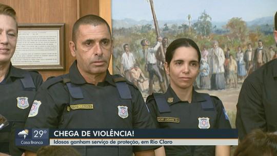 Serviço de proteção atende denúncias de violência contra idosos 24 horas em Rio Claro
