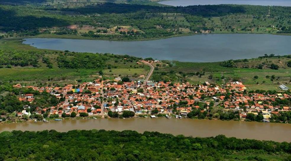 Tremor de terra de magnitude 3,1 é registrado em Barão de Melgaço (MT)  (Foto: Divulgação)