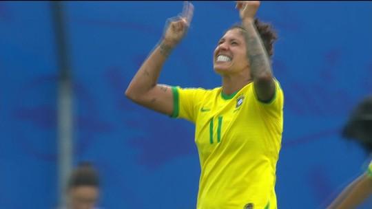 Brasileiras estreiam com vitória na Copa do Mundo Feminina