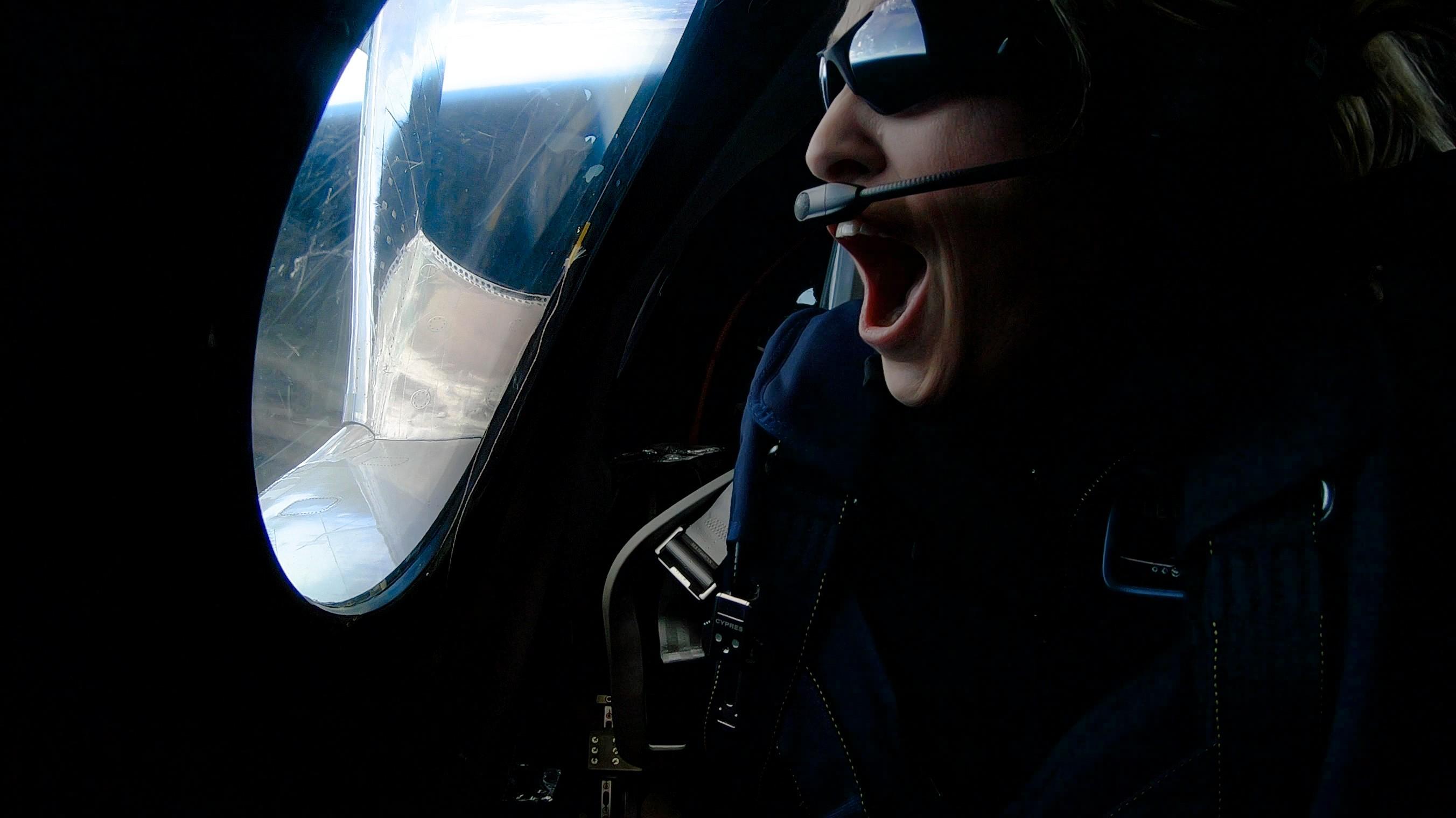 Voo suborbital: entenda como funcionam as viagens espaciais de bilionários (Foto: Virgin Galactic/Divulgação)