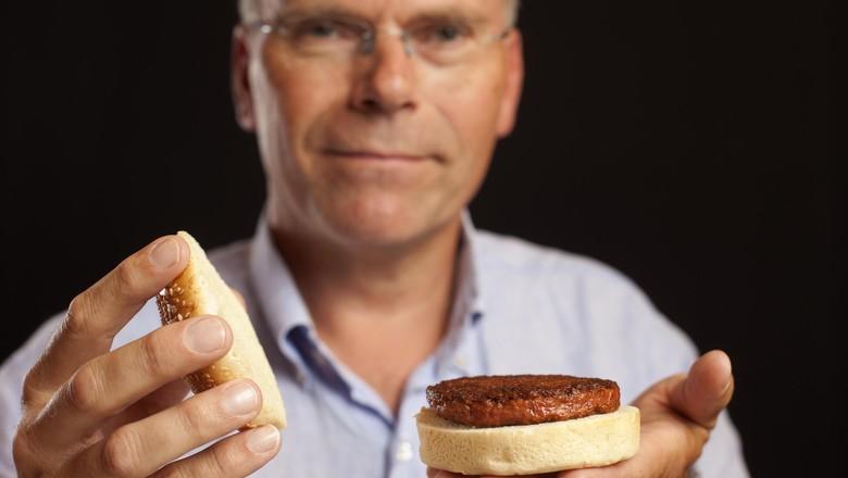 Mark Post, professor da Universidade de Maastricht (Holanda) e fundador da MosaMeat - carne de laboratório (Foto: Universidade de Maastricht/Divulgação)