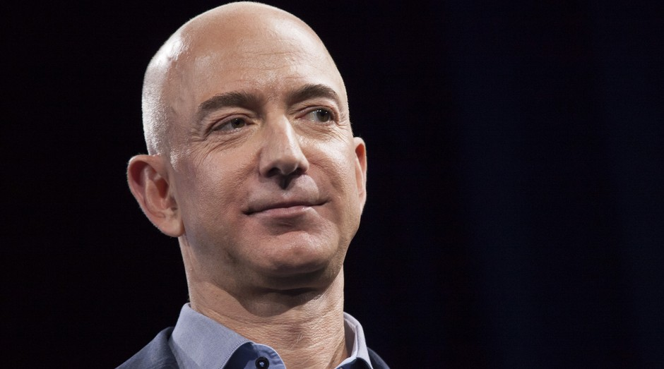 Jeff Bezos, fundador da Amazon, é contra o PowerPoint. Entenda por quê (Foto: Getty Images)