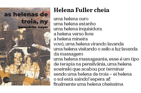 as Helenas de troia, ny (Foto: Divulgação)