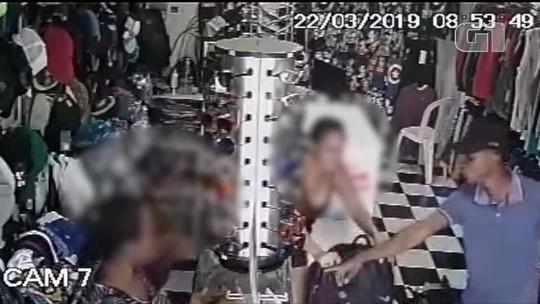Produtos roubados de loja são recuperados em boca de fumo na Zona Sudeste de Teresina