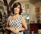 O último trabalho de Glória na TV foi em 2012 como a Roberta de 'Guerra dos sexos' | TV Globo