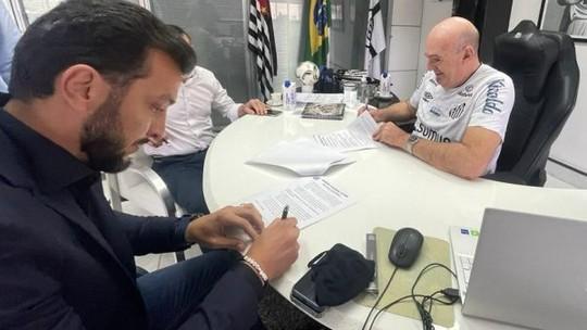 Foto: (Santos FC / divulgação)
