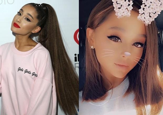 Ariana Grande (Foto: Reprodução/Instagram e Getty Images)