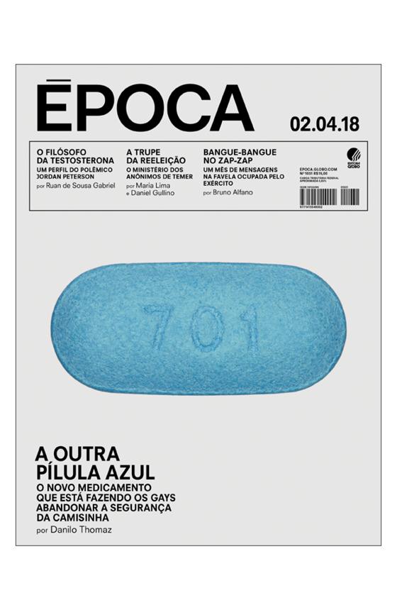 Capa Revista Época Ed 1031 Home (Foto: Época)