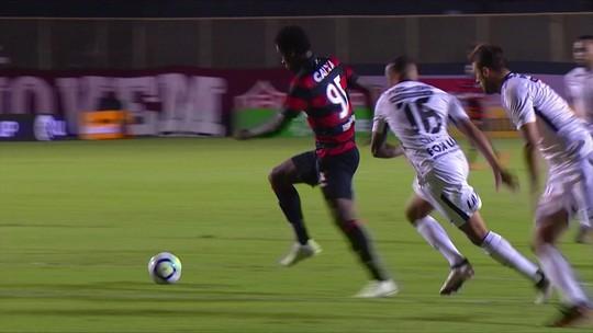 Veja os melhores momentos de Vitória 0 x 0 Corinthians