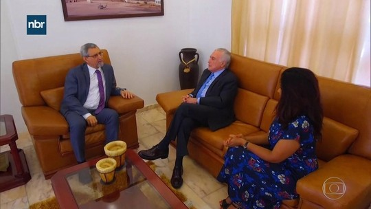 Temer diz que falou com presidente de Cabo Verde sobre brasileiros presos