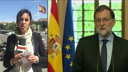 Premiê da Espanha diz que crimes praticados pelo ETA não ficarão impunes