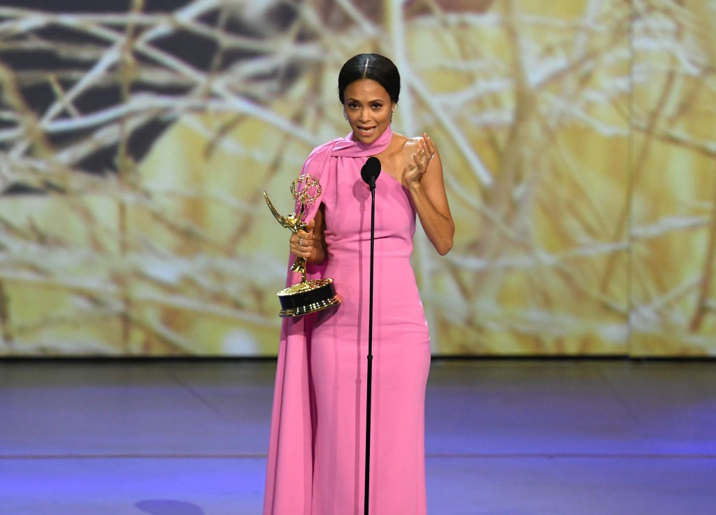 Thandie Newton (Foto: Getty Images)