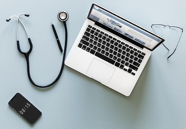 Tecnologia na saúde (Foto: Pixabay)