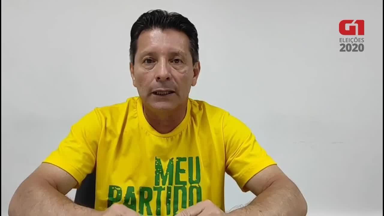 Capitão Assumção (Patriota) fala sobre saúde em Vitória