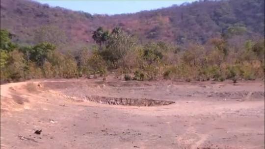 Municípios sofrem com a falta de chuvas e abastecimento de água