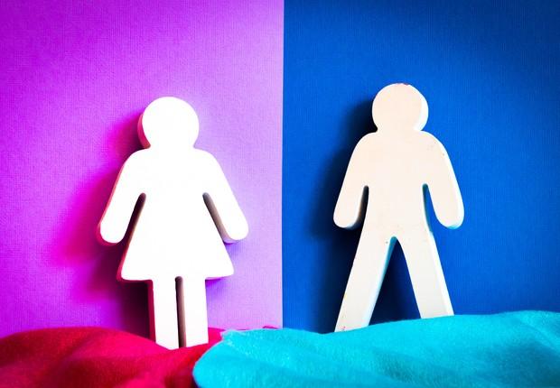 Há nem tanto tempo assim, rosa era considerado uma cor masculina e azul feminina (Foto: Reprodução/Pexel)