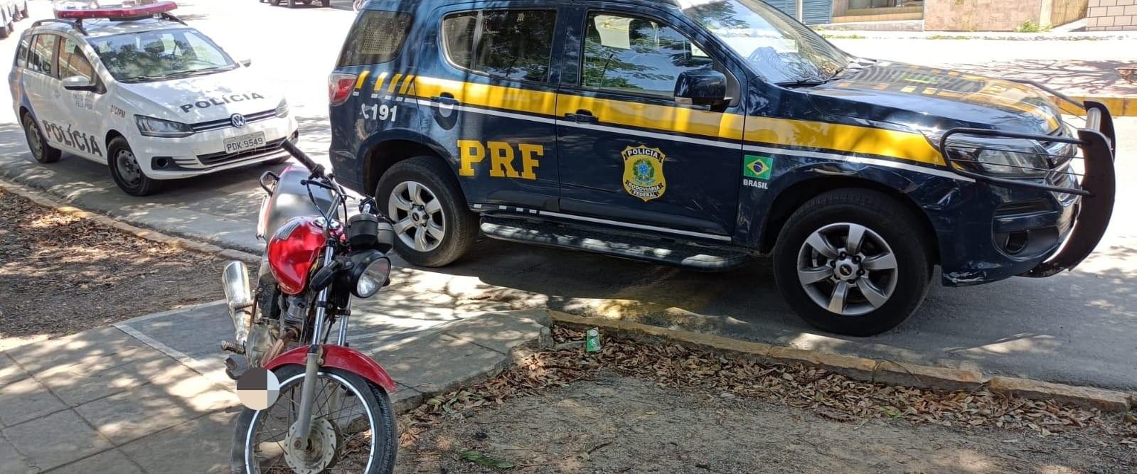Homem é detido após trocar ovelhas por moto roubada em Pesqueira