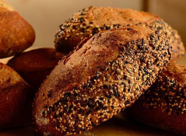 Pão de Mix de Grãos (Foto: Wellington Nemeth/Divulgação)