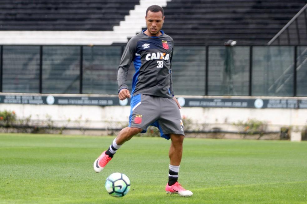 Luis Fabiano voltará ao Vasco contra o Palmeiras (Foto: Paulo Fernandes/Vasco.com.br)