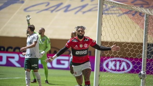 Gabigol, do  Flamengo
