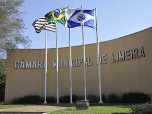 Câmara de Limeira 2016 (Foto: Imprensa/Câmara de Limeira)
