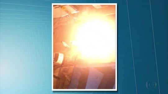 PM apreende metralhadora e granada na área em que homens foram carbonizados no Recife