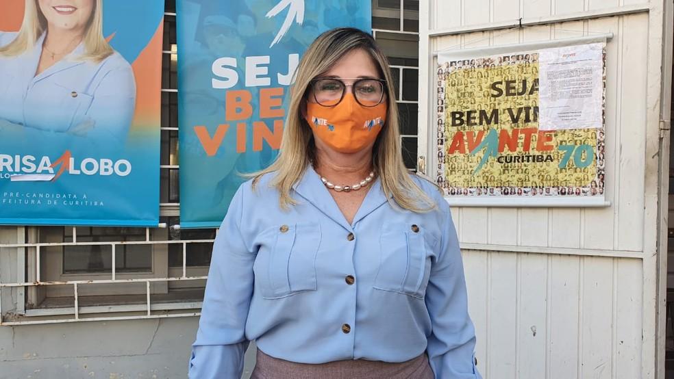 Avante lança Marisa Lobo como candidata à Prefeitura de Curitiba | Eleições  2020 no Paraná | G1