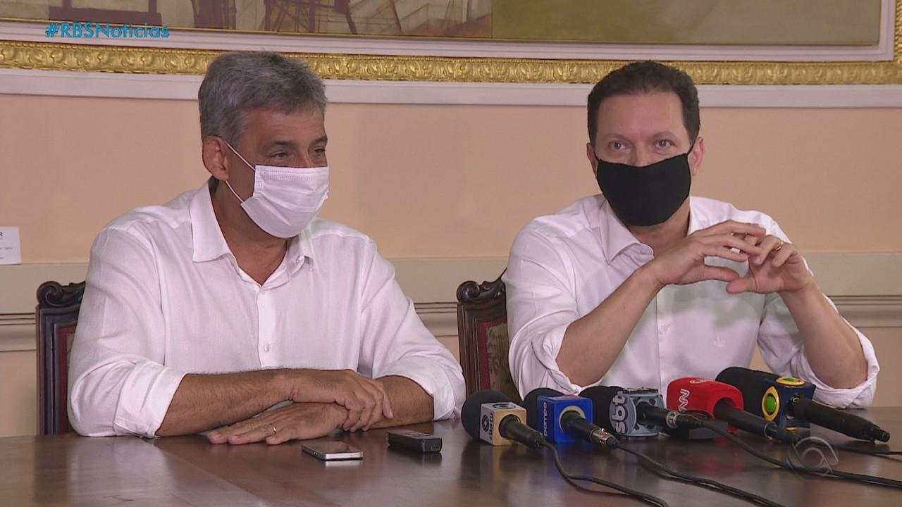 Avanço da pandemia de Covid-19 é o novo desafio para os prefeitos eleitos no RS