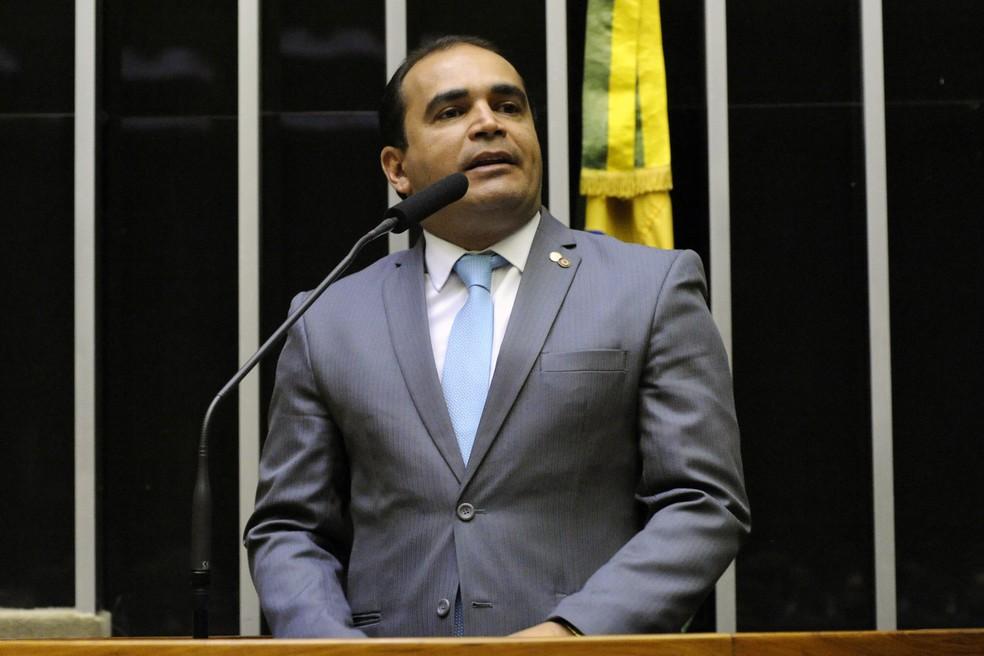 Deputado Delegado Marcelo Freitas (PSL-MG) — Foto: Cleia Viana/Câmara dos Deputados