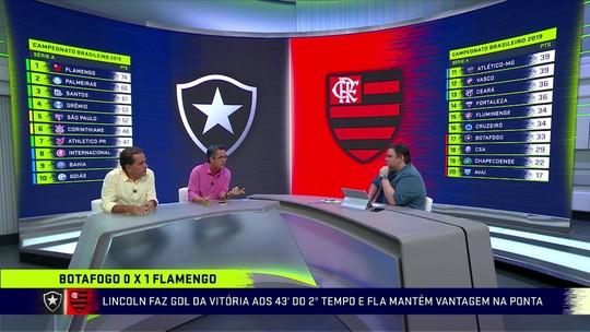 """Eric Faria relata confusão entre cartolas de Botafogo e Flamengo: """"Quem deveria dar exemplo"""""""