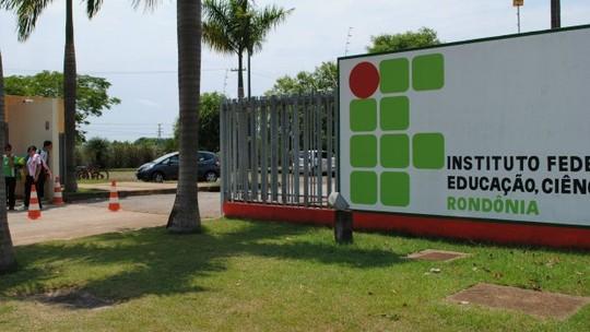 Foto: (Instituto Federal de Rondônia/Divulgação)