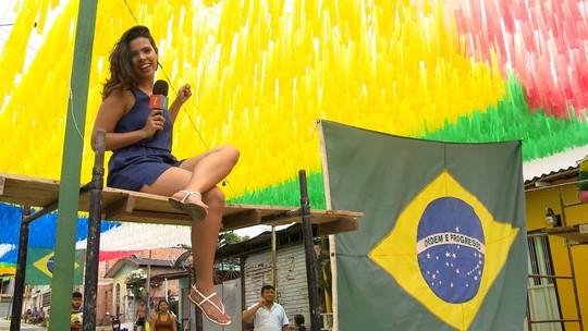 'Zappeando' de sábado (09) tem Copa do Mundo e Carlinhos Maia