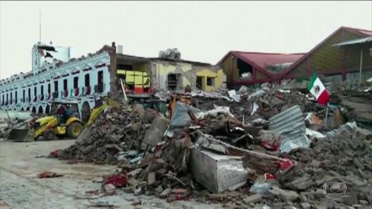Forte terremoto atinge o México e deixa dezenas de mortos