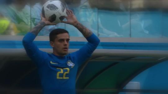 Esportivamente: Fagner, lateral do Corinthians, fala como foi jogar uma Copa do Mundo