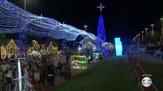 Festa da Virada em Campo Grande acontece na principal avenida da cidade