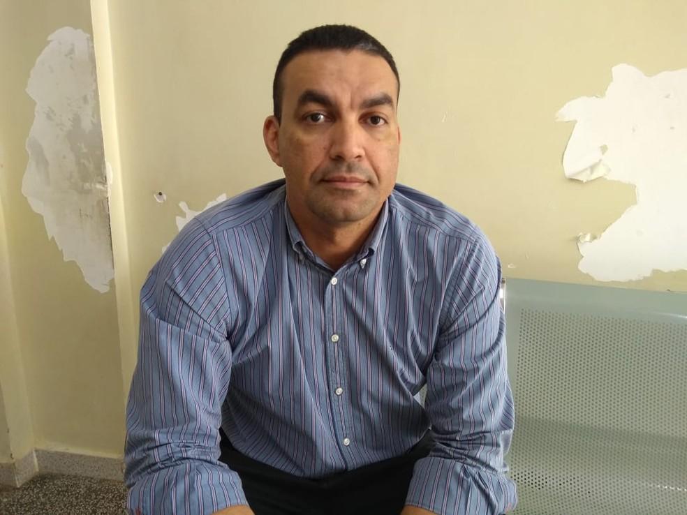 Diretor do Huerb diz que secretário negocia para que serviço retorne — Foto: Alcinete Gadelha/G1