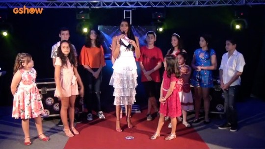 Veja como foi a segunda semifinal do Mini Stars