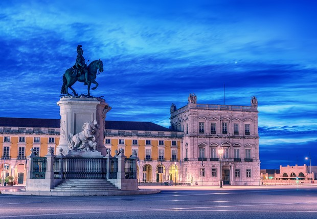 Lisboa - Portugal (Foto: Thinkstock)
