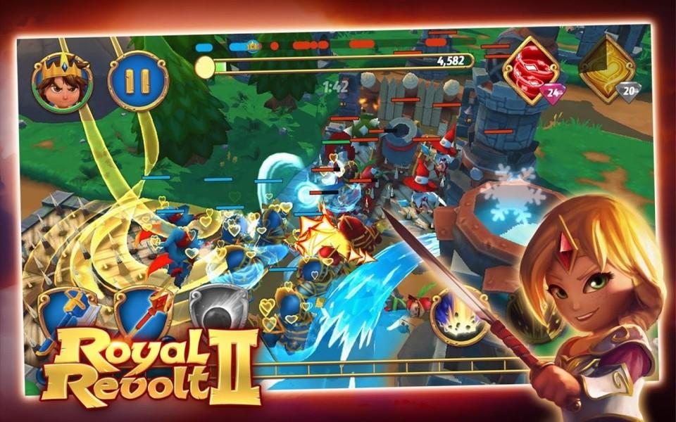 Royal Defense 2014 pc game Img-4