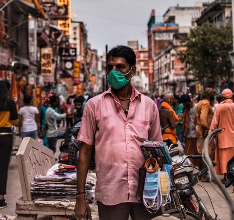 Covid-19: três mutações da variante indiana deixam o mundo em alerta