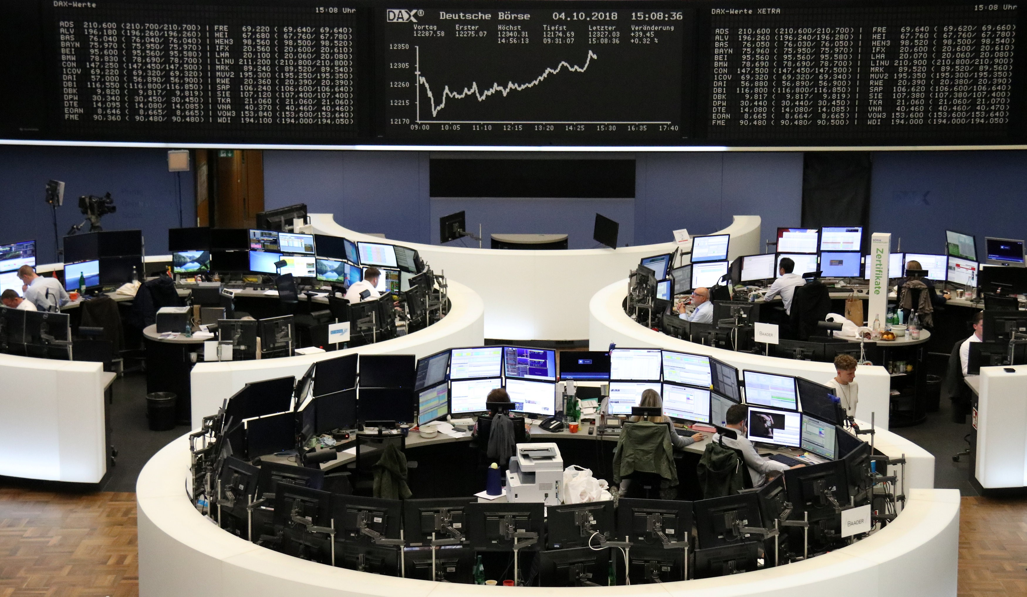 Bolsas da Europa fecham próximas estabilidade com atenções voltadas a pacote fiscal da zona do euro